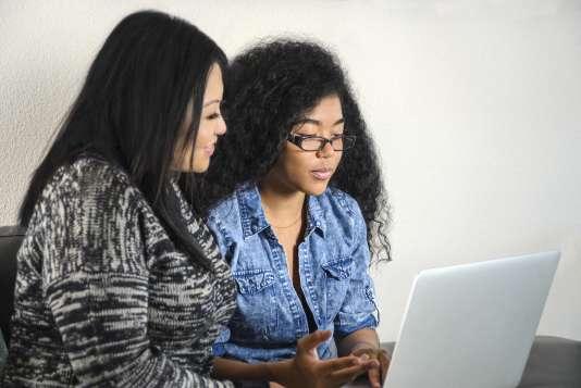 Pour ces élèves de terminale, ces tests et ces séances de coaching en ligne sont avant tout une occasion – jugée plutôt agréable – de se pencher sur leur avenir.