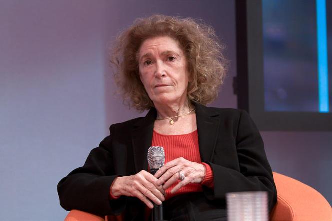 Mireille Delmas-Marty, en 2010.