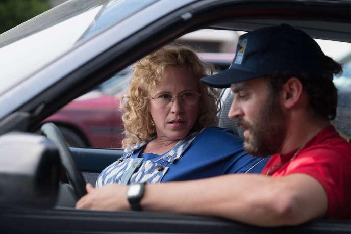 L'actrice Patricia Arquette dans la série«Escape at Dannemora».