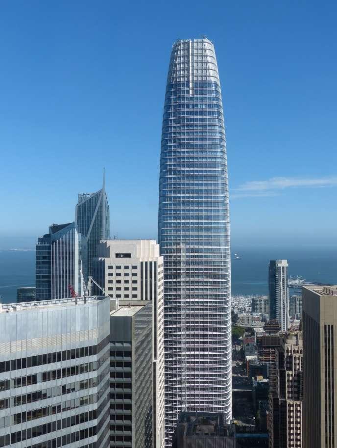 Il existe très exactement 1478 gratte-ciel de plus de 200m dans le monde