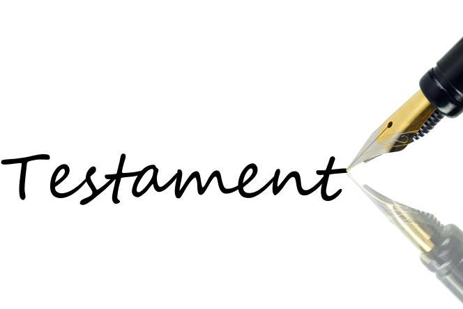 Les bénéficiaires d'un héritage doivent s'interroger sur letransfert des cautions prises par celui qui a écrit le testament.