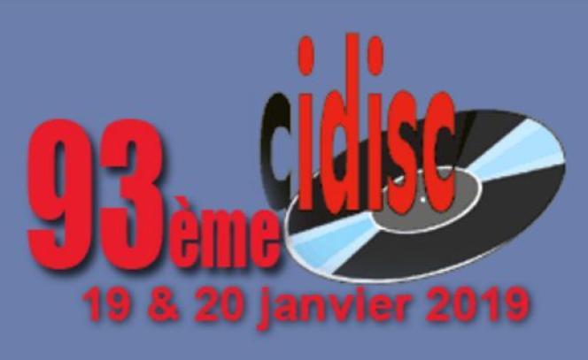 La 93eConvention internationale des disques de collection proposera une exposition photo consacrée à Johnny Hallyday, le 19 et 20 janvier, à Paris.