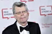 L'écrivain américain Stephen King à la réception de sonPEN Award d'honneur, à New York, le 22 mai 2018.