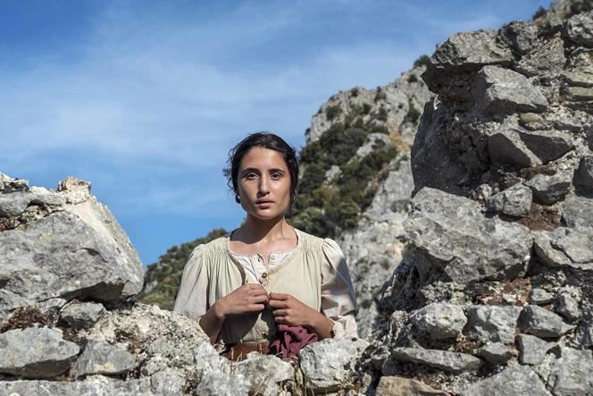 Marianna Fontana dans« Capri-Révolution», deMario Martone.