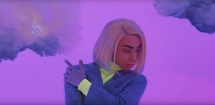 Le 26 janvier, Bilal Hassani réinterprétera la chanson « Roi» pour tenter de représenterla France à l'Eurovision 2019.