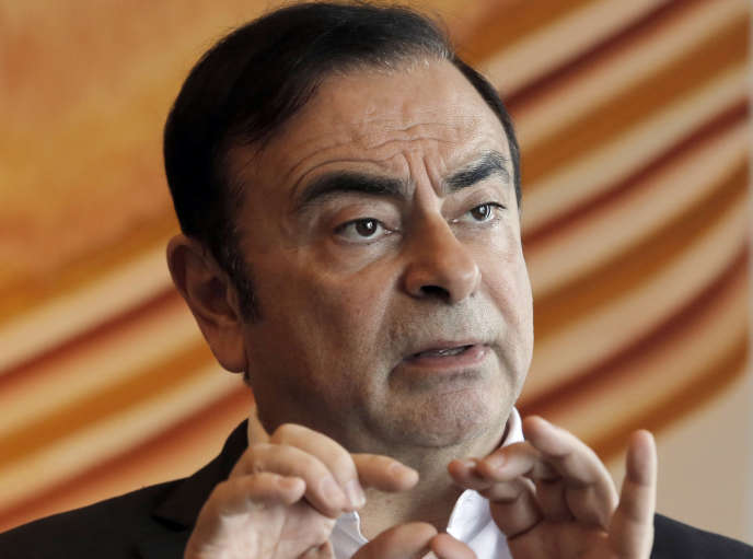 Carlos Ghosn, l'ancien président de Nissan, est détenu depuis le 19novembre auJapon.
