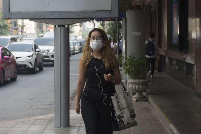 Bangkok souffre à nouveau de pics de pollution inquiétants