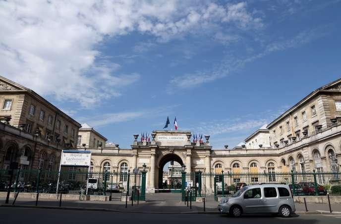 JUSTICE › La famille de la femme retrouvée morte aux urgences de l'hôpital Lariboisière porte plainte … LE MONDE