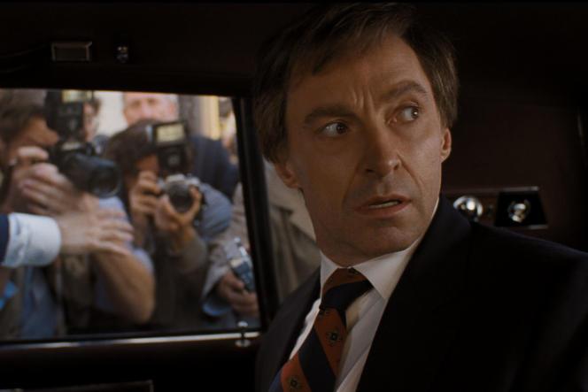 Hugh Jackman incarne Gary Hart dans « The Front Runner », de Jason Reitman.