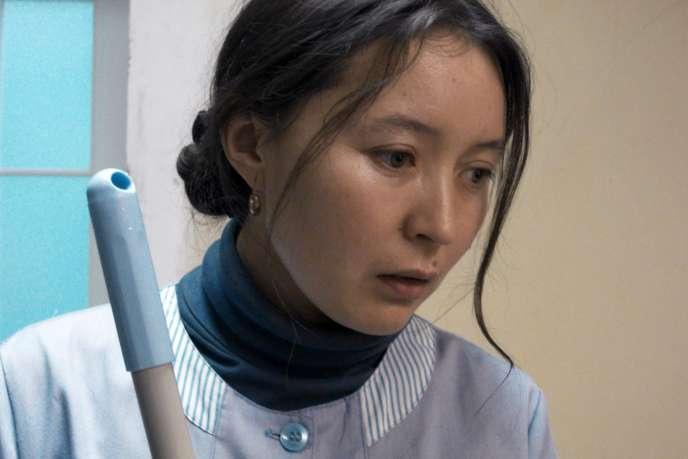 Samal Yeslyamova dans« Ayka», deSergey Dvortsevoy.