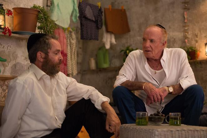 Tom Hollander et James Caan dans« Holy Lands», d'Amanda Sthers.