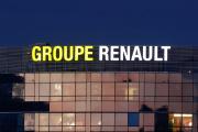 Le siège de Renault, à Boulogne-Billancourt (Hauts-de-Seine), en novembre 2018.