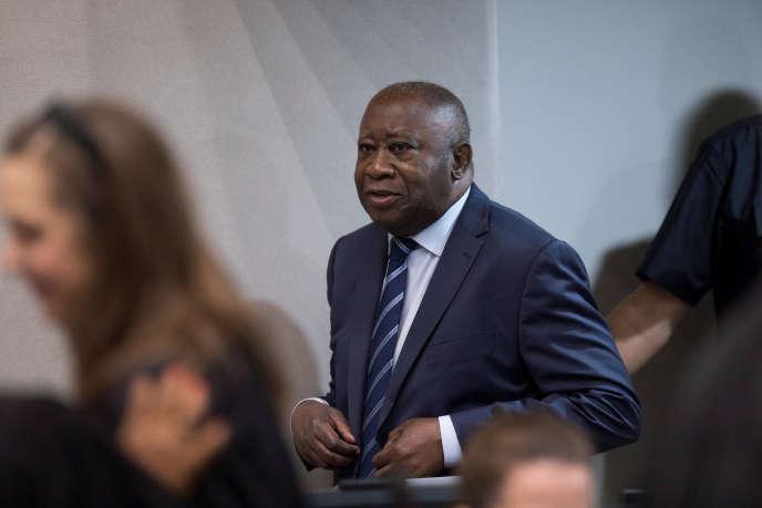 Laurent Gbagbo,ancien président ivoirien, a été acquitté de crimes contre l'humanité par la Cour pénale internationale, le 15 janvier 2019.