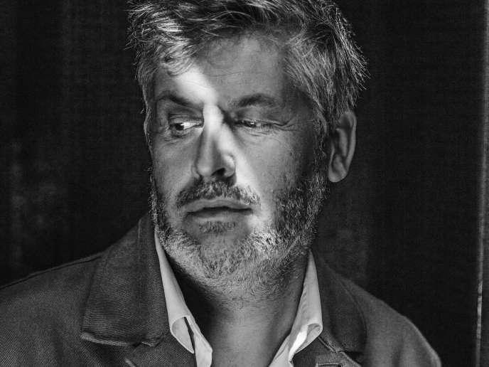 Le réalisateur et metteur en scène Christophe Honoré au Festival de Cannes, le 10 mai 2018.