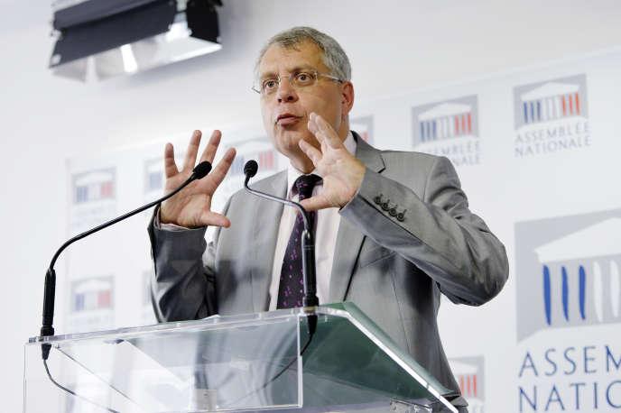 Le socialiste Philippe Doucet a été maire d'Argenteuil entre2008 et2014.