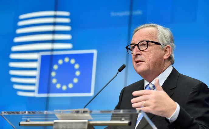 Le président de la Commission européenne, Jean-Claude Juncker, à Bruxelles, en décembre 2018.