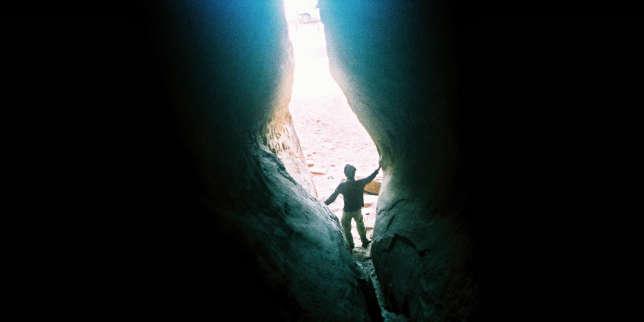 Sur le site naturel de MonumentValley, situé à la frontière entre l'Arizona et l'Utah.