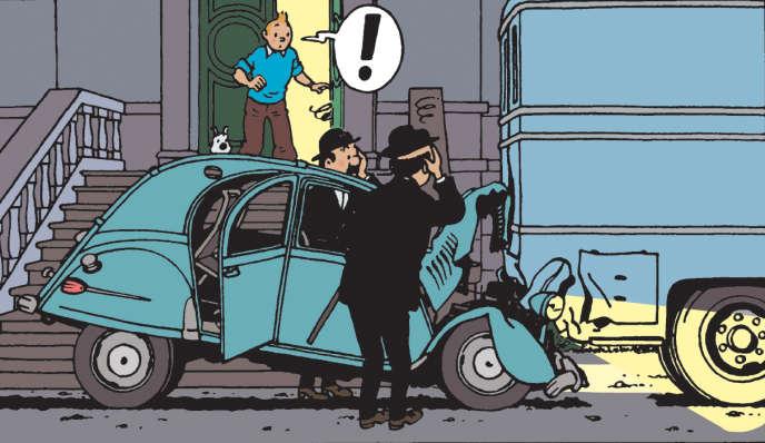 La collection Tintin au 1/24 . - Page 5 87767c8_bX1IPtGL_gkmpDQtPlJ9lk7E