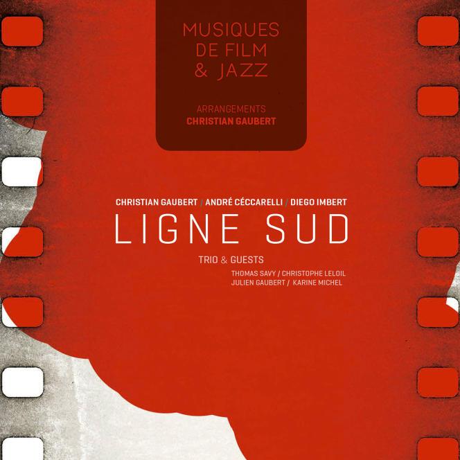Pochette de l'album« Musiques de film & jazz », du Ligne Sud Trio.