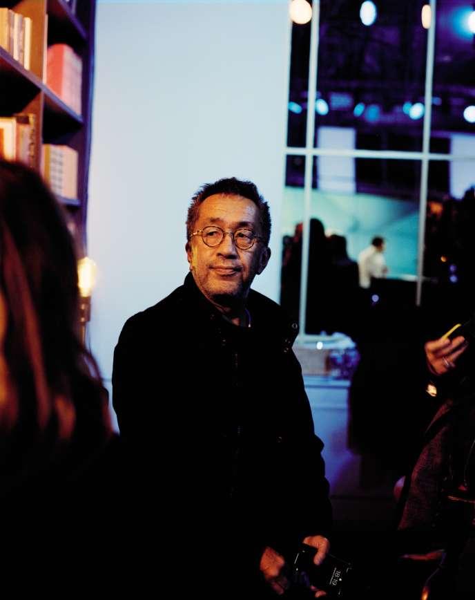 Renaud Le Van Kim sur le plateau de l'émission«Cpolitique», le 16décembre 2018.