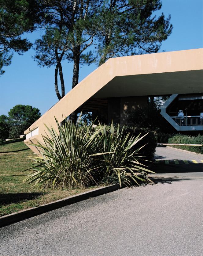 GSF, grande entreprisede nettoyage, a installé ses locaux dès 1978 dans un immeuble dela technopole.