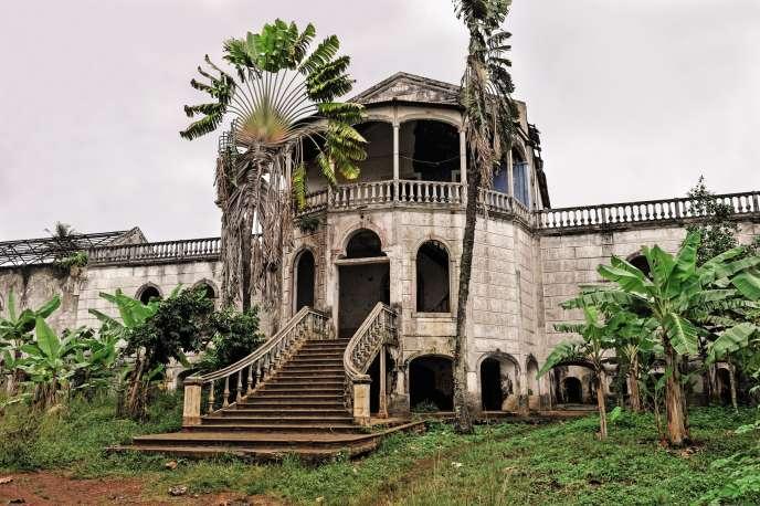 La pousada Agua Izé à São Tomé.