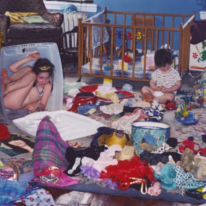 Pochette de l'album«Remind Me Tomorrow», de Sharon Van Etten.