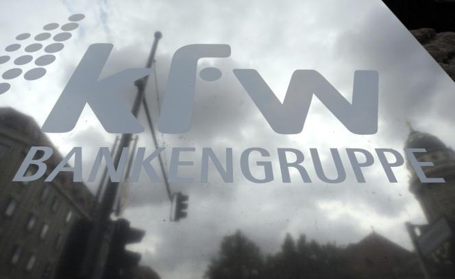 Le siège de la banque de développement allemande KfW, à Berlin.
