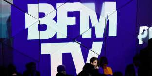 A BFM-TV, un séminaire s'est tenu, mardi 15 janvier, sur la ligne éditoriale et l'organisation du travail.