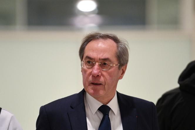 Claude Guéant, le 5 décembre 2018.