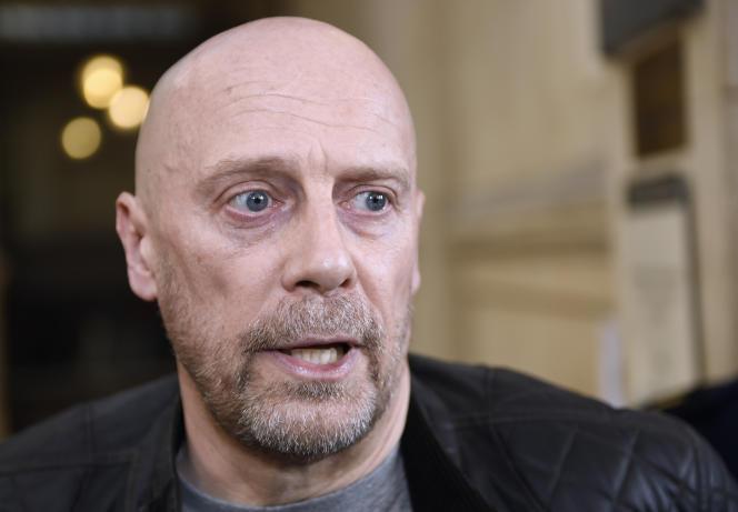 L'essayiste d'extrême droite Alain Bonnet, dit Alain Soral.
