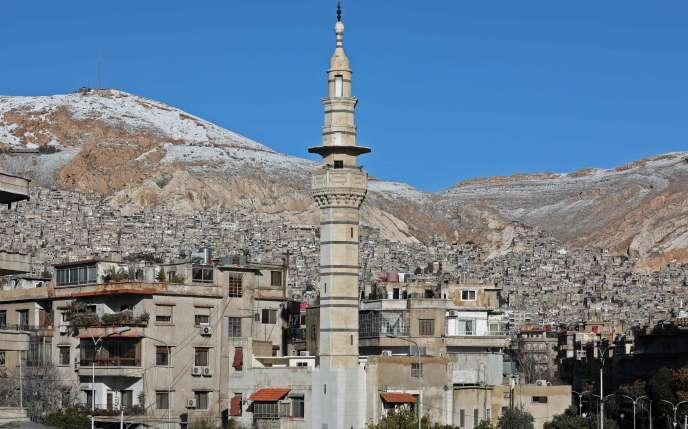 Syrie: attentats à Damas et Afrine