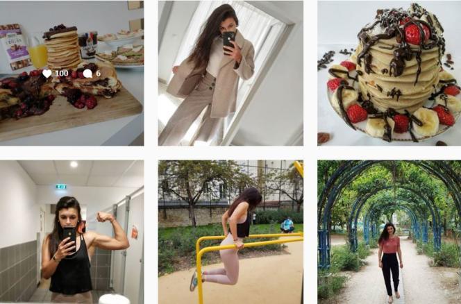 Le compte Instagram Fit Lifestyle.