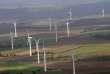 Parc éoliens de Fruges dans le Pas-de-Calais.