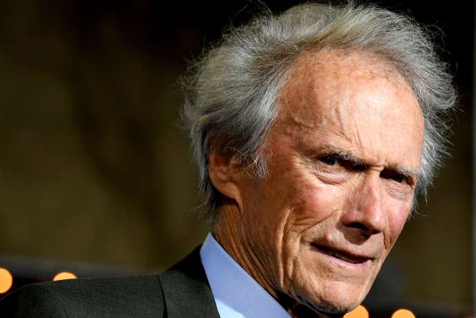 Clint Eastwood lors de la première de« La Mule» à Los Angeles, le 10 décembre 2018.