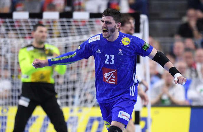 Face à l'Espagne, Ludovic Fabregas a réalisé un grand match.