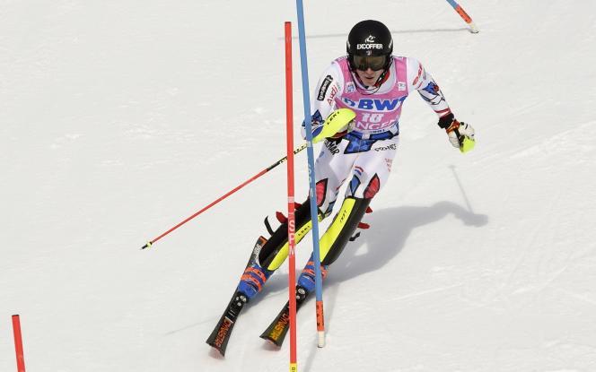 Clément Noël a remporté le slalom de Wengen, la première victoire de sa carrière.