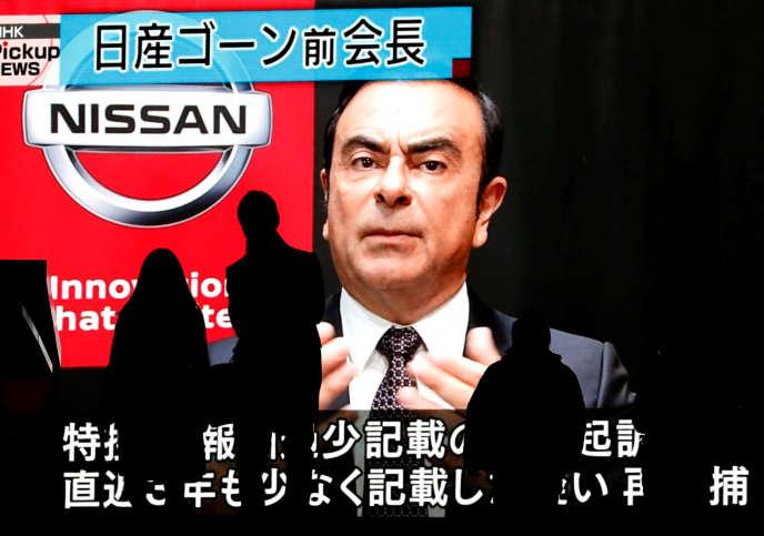 La garde à vue de Carlos Ghosn, est destinée à le « faire craquer », mais le patron déchu de Nissan va « se battre de toutes ses forces », a affirmé son épouse à «Paris Match».