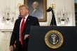 DonaldTrumpaprès sapropositionpour arrêter le«shutdown», à la MaisonBlanche, le 19 janvier.