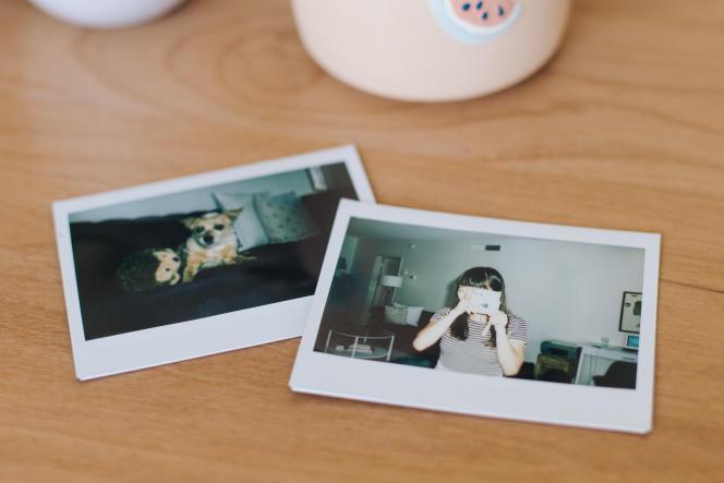 L'Instax Wide 300 produit des photos plus longues et plus larges que celles de nos deux autres choix.