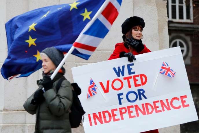 Brexit: «Et si, finalement, il ne s'agissait pour le Royaume-Uni que d'une catharsis nationale?»