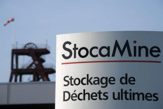 Ouvert en 1999 sur le site d'une ancienne mine de potasse, Stocamine devait contenir 320 000 tonnes de déchets industriels dangereux non radioactifs.
