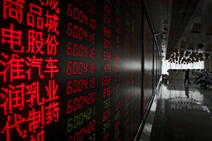 La crise en Chine est comparable à celle de 1929