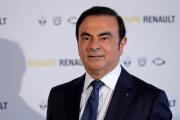 Le désormais ex-patron de Renault-Nissan, Carlos Ghosn, en février 2016.