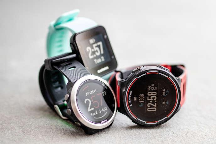 Les meilleures montres connectées pour courir