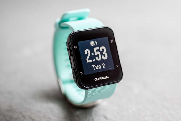 2f401eb62e1 Les meilleures montres de running connectées en 2019