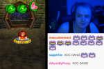 HBomberguy joue à Donkey Kong 64 sur Twitch, fin janvier 2019.