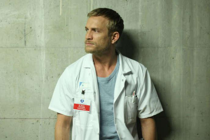 Jérémie Renier dans« L'Ordre des médecins», de David Roux.