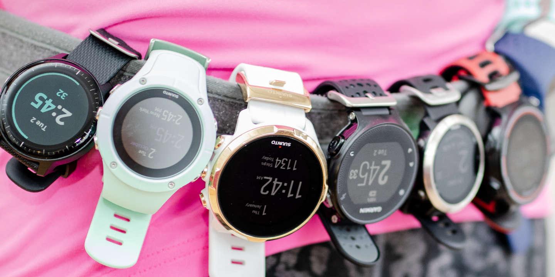 Les meilleures montres de running connectées