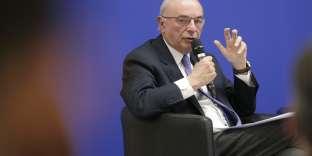 L'ancien patron de la RATP et de La Poste Jean-Paul Bailly a été nommé par le premier ministre.